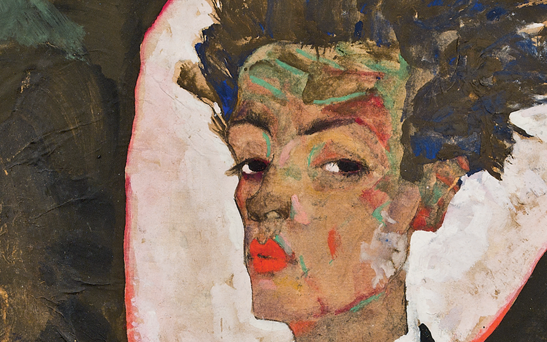 Egon Schiele à La Fondation Louis Vuitton